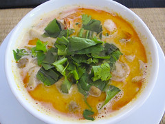 Galangal Coconut Soup