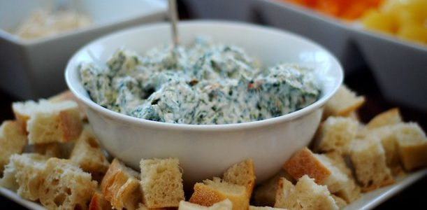 Herbed Spinach Dip