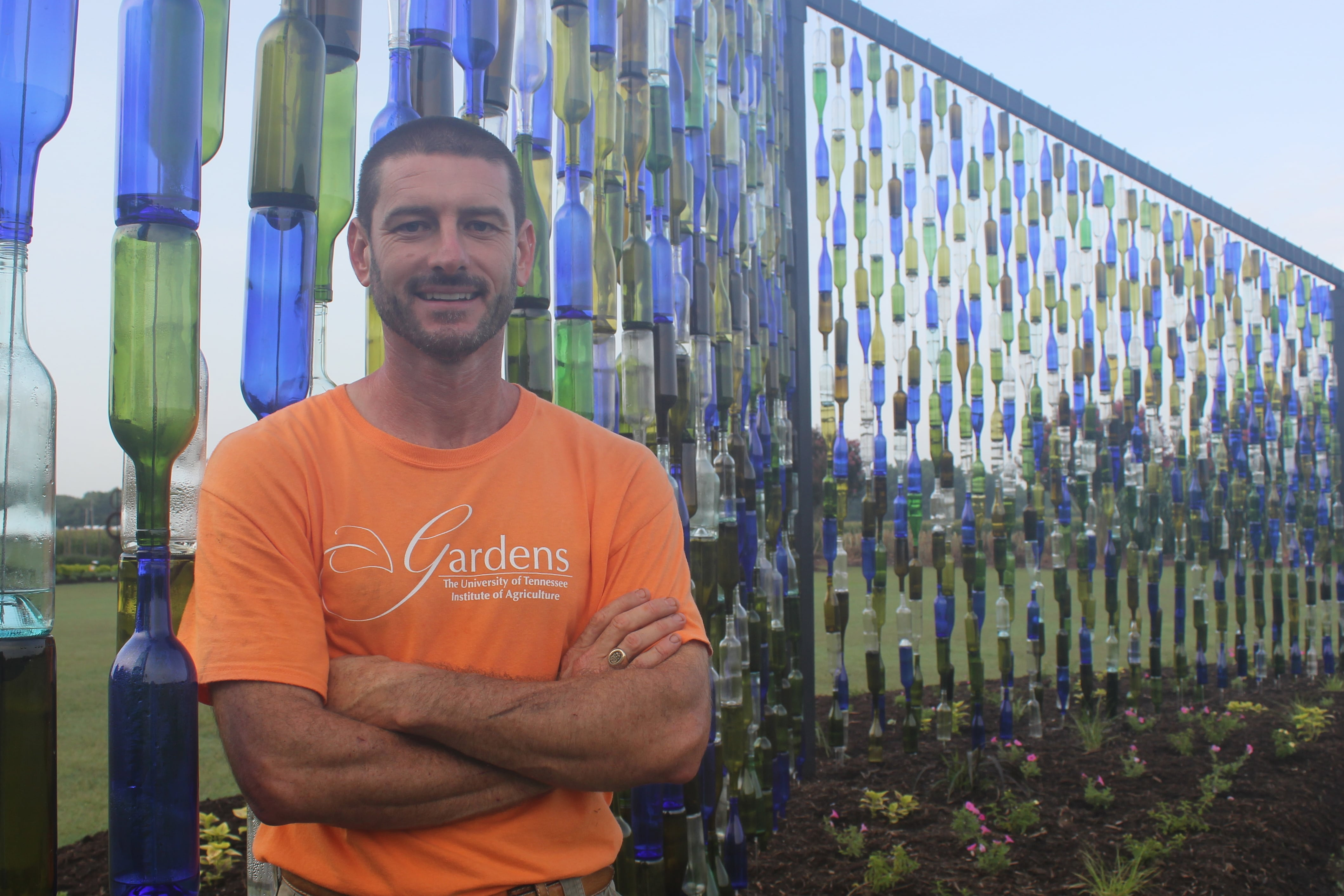 A Year in the Garden with Jason Reeves, UT Gardens