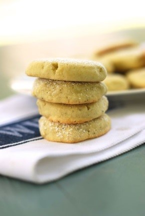 Lemon Balm Cookies