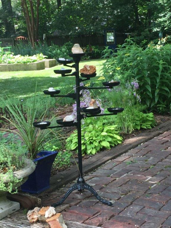 A Virtual Garden Tour & Book Swap: July Meeting