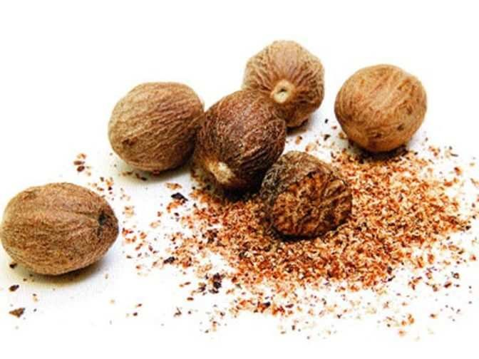 Herb of the Month – November: Nutmeg
