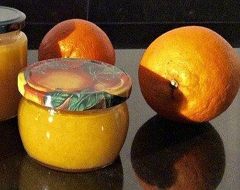 Orange + Ginger Condiment